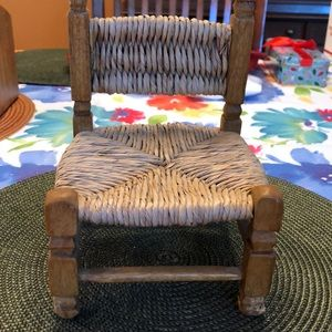 Other - Doll Chair in great condition.
